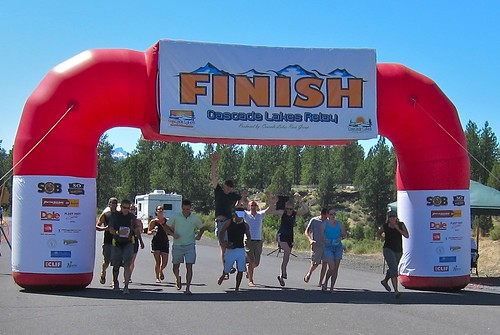 Cascade Lakes Relay 2011 by MediumTall