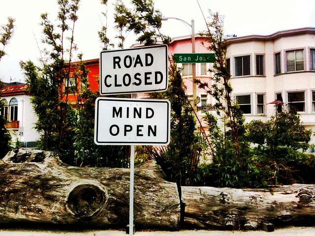 Mind Open, Road Closed