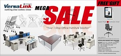 Versalink Mega Sale 16 Jun - 30 Jun 2011