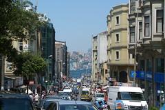 Istanbul traffic