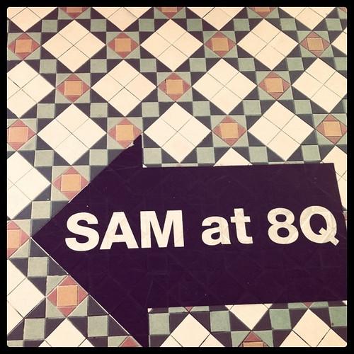 SAM at 8Q