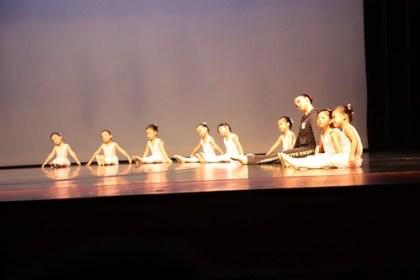 aina's first ballet concert :)