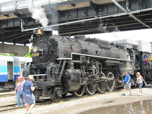 Rock Island Train Festival 2011