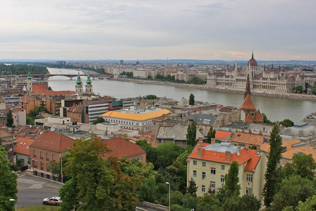 Le Danube, Budapest