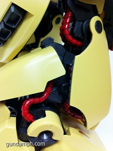 MG The-O PMX-003 Review OOB Build (69)