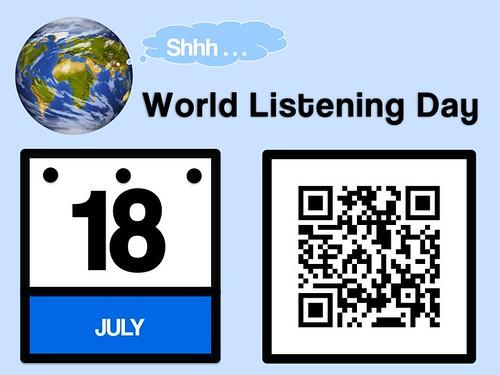 World Listening Day