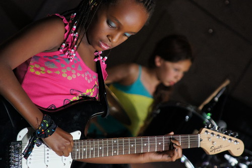 Girls Rock NC Concert, Motorco, Durham NC, 07/15/11
