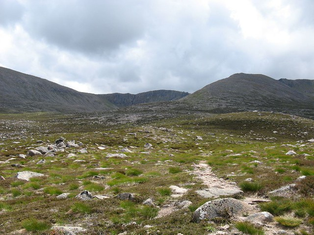 Approaching Corie an Lochain