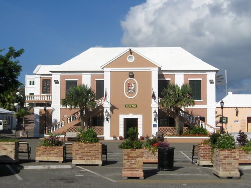 st george's town hall