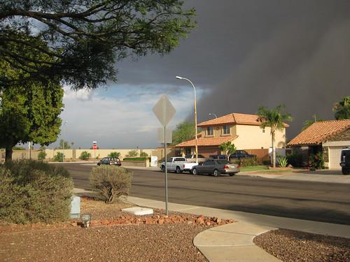 2011 - 07 - 18 - dust storm