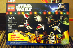 SDCC Exclusive 7958 LEGO Star Wars Advent Calendar - 1
