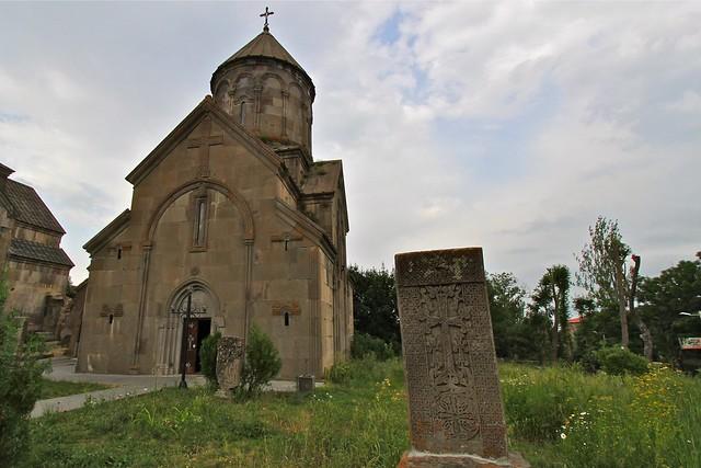 Monastère Ketcharis, Tsakhkadzor, Arménie