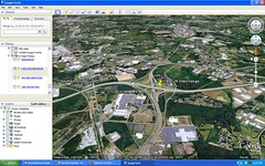 Airline - Google Earth Comparison