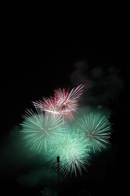 Celebration of Light 2011 - Canada