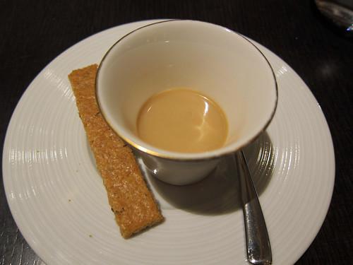 Earl Grey Tea and White Chocolate Ganache