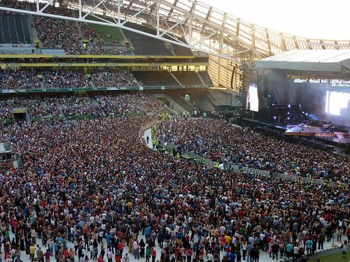 The Script, Live in Aviva Stadium
