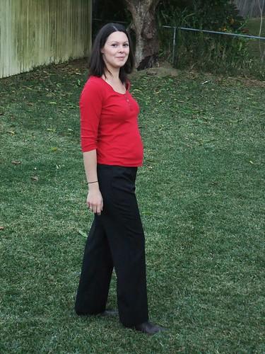 Maternity Pants 2