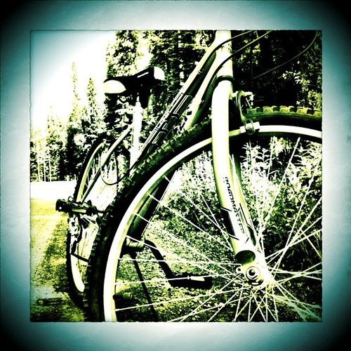 Out on my #bicycle today!