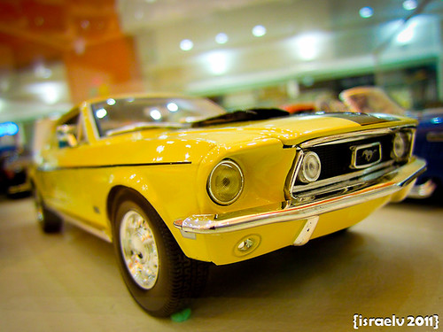 Ford Mustang by israelv
