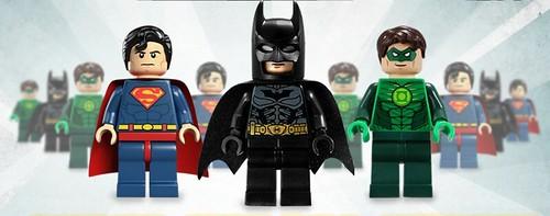 LEGO Super Heros Unite