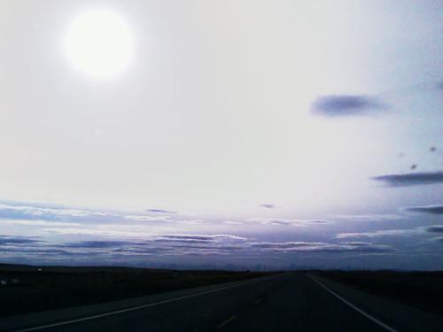 Prairie Sky by Karyn Ellis
