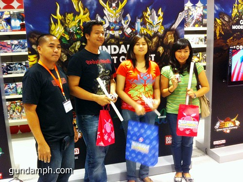 Free SD Astray Red Frame at TK Gundam Detailing Contest Caravan (27)