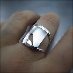 Chickadee Ring