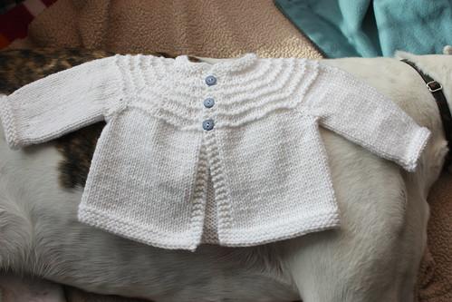Sweater for Baby Felix Sebastian B.