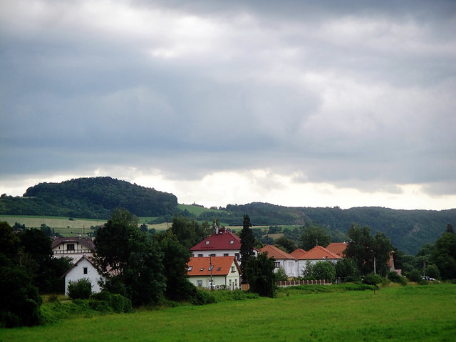 czech countryside.