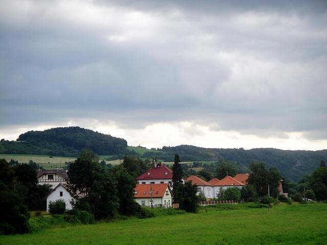 czech countryside.
