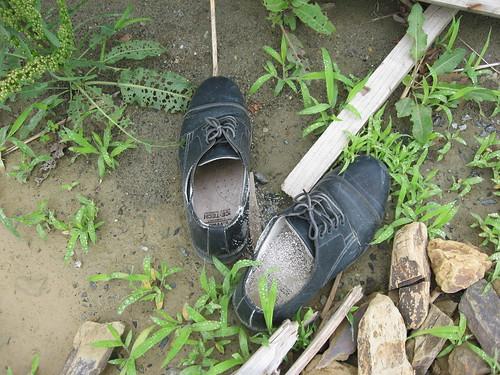Man's shoes