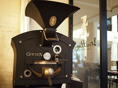 Giesen Roaster, Smitten Coffee & Tea Bar