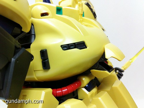 MG The-O PMX-003 Review OOB Build (75)