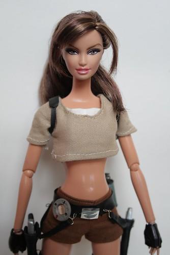 Welche Lara Barbie Würdet Ihr Euch Holen ? Tomb Raider Nicht