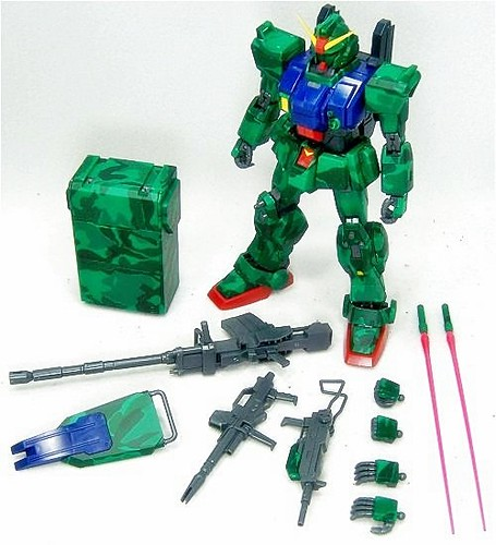 MG RX-79 (G) Forest A {C3 Limited} (2)