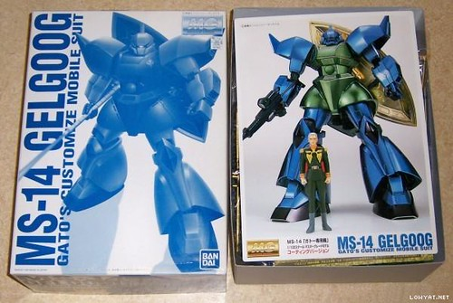 MG1999 {Coating-Limited} - MS-14 Gelgoog Gato's (1)
