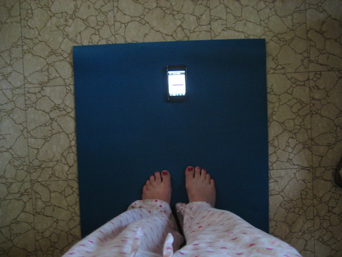 yoga with Hot Body Yoga app