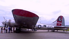 """Boeing B-17 Flying Fortress, """"Yankee Lady..."""