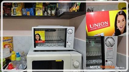 Union oven toaster