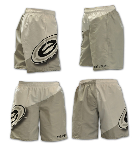 sublimated micro fiber shorts