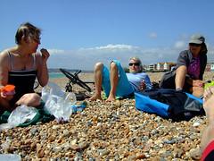 Brighton Clarion Cycle ride 10 July 2011