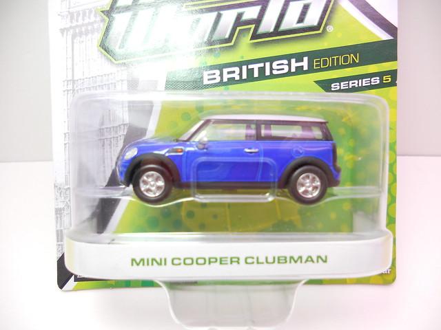 greenlight motorworld british edition mini cooper clubman (2)