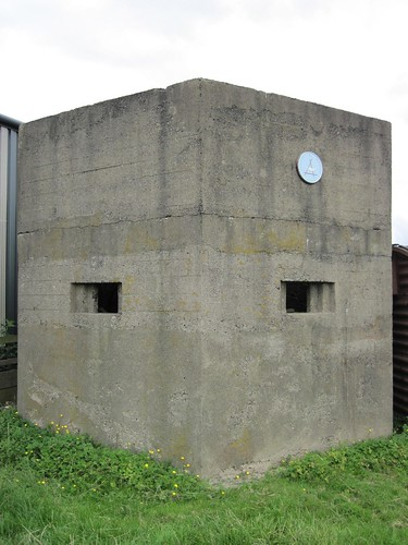 Pillbox Stainsby, Thornaby Aerodrome