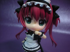 FREEing Nendoroid no. 168a: Airi