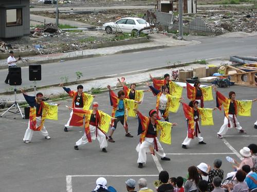 Osaka Dancers