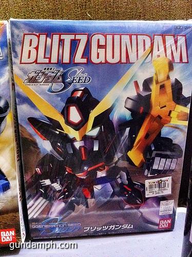 sd blitz gundam
