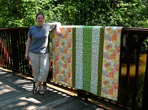 Me and the Quilt