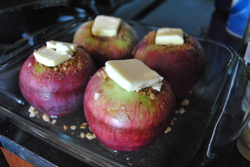 Assembled Apples