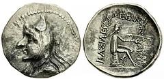 Drachma Mithradates I