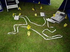 Kent Police Crime Scene